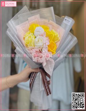 Bó Hoa Quà Tặng - D124546 - xinhtuoi.online