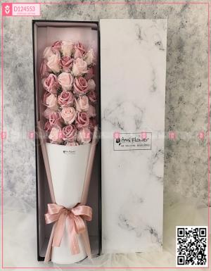 Bó Hoa Quà Tặng - D124553 - xinhtuoi.online