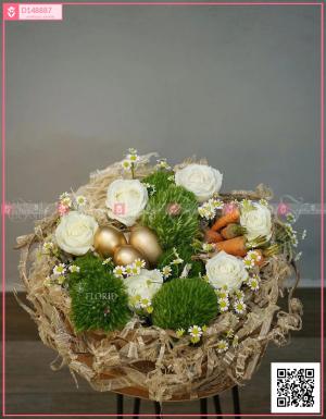 MS 1828 : Phục Sinh hạnh phúc - D148887 - xinhtuoi.online
