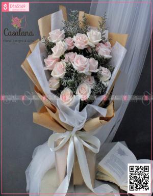 Rose Lover Hồng Pastel - D165169 - xinhtuoi.online