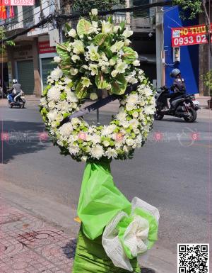 Hoa trắng - D165241 - xinhtuoi.online