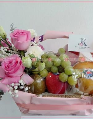 Giỏ hoa quả nhập khẩu - D173360 - xinhtuoi.online