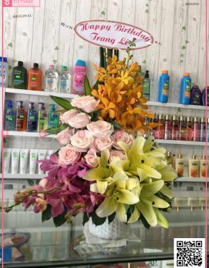 hoa sinh nhật - D173460 - xinhtuoi.online
