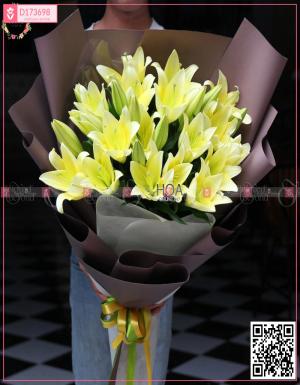 Bó Hoa Sinh Nhật - D173698 - xinhtuoi.online