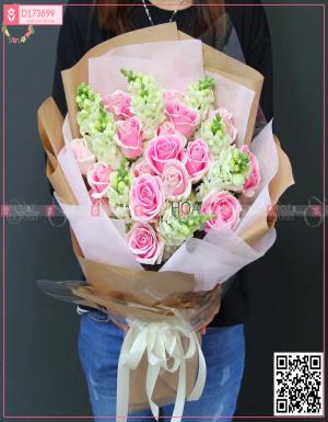 Bó Hoa Sinh Nhật - D173699 - xinhtuoi.online