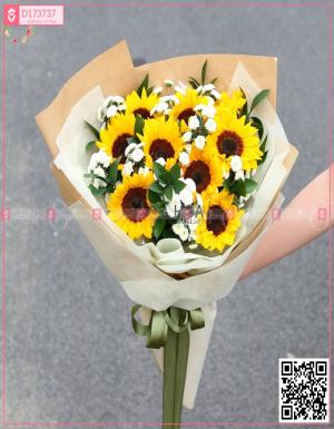 Bó Hoa Sinh Nhật - D173737 - xinhtuoi.online