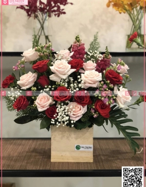 송이(1) 다른 꽃 카테고리 - D174019 - xinhtuoi.online