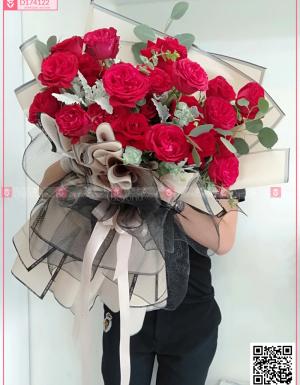 Hoa tình yêu - D174122 - xinhtuoi.online