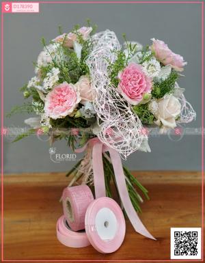 MS 2029: LOVE IN PINK - D178390 - xinhtuoi.online