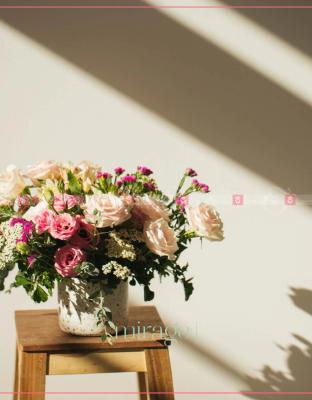 Basket (1) Flower Gift - xinhtuoi.online