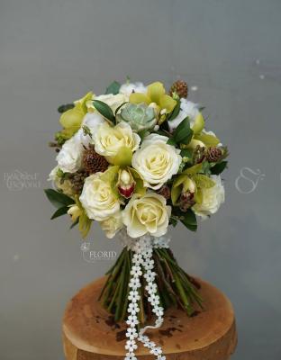 bó hoa cưới 1191 - D37329 - xinhtuoi.online