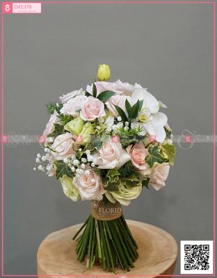 Hoa cưới 0379 - D41378 - xinhtuoi.online