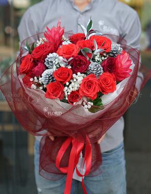 Bouquet Merry Christmas - xinhtuoi.online
