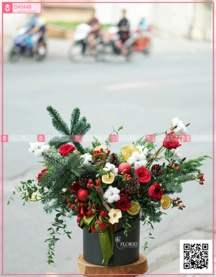 Hộp Merry Christmas - xinhtuoi.online