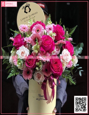 Pink love you - D90861 - xinhtuoi.online