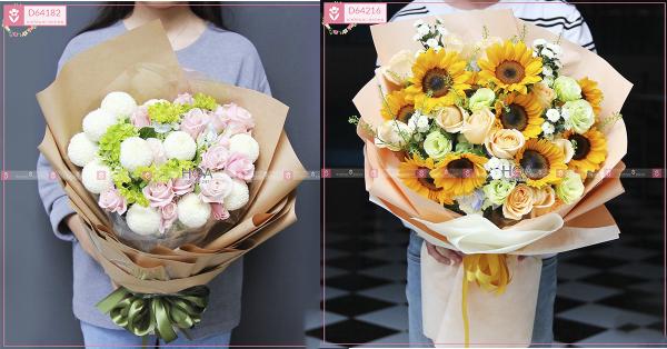 Đặt hoa trực tiếp với shop hoa địa phương trên cả nước- XinhTuoi.Online