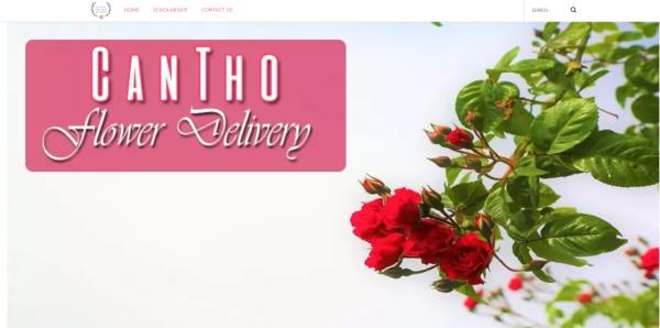 Flowerdelivery-reviews.com liệt kệ Xinh Tươi Online và top 5 địa chỉ đặt hoa uy tín tại Cần Thơ