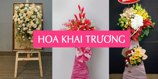 Tôi cần đặt hoa tặng khai trương tại Quận 1, TP Hồ Chí Minh (hcm)
