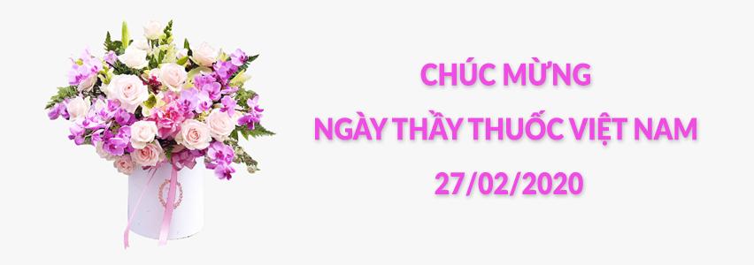 Chúc mừng Ngày Thầy Thuốc Việt Nam 27/2 - xinhtuoi.online