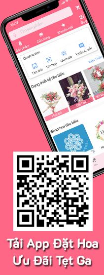 Tải App Đặt Hoa - Ưu Đãi Tẹt Ga