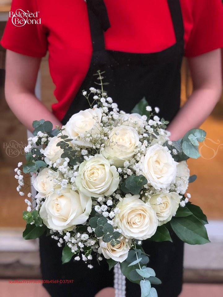 Bó hoa cưới 02 - D37197 - xinhtuoi.online
