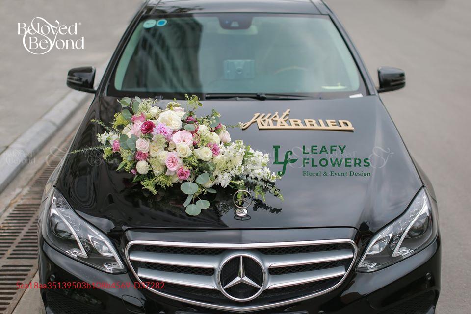 Combo xe hoa cưới - D37282 - xinhtuoi.online