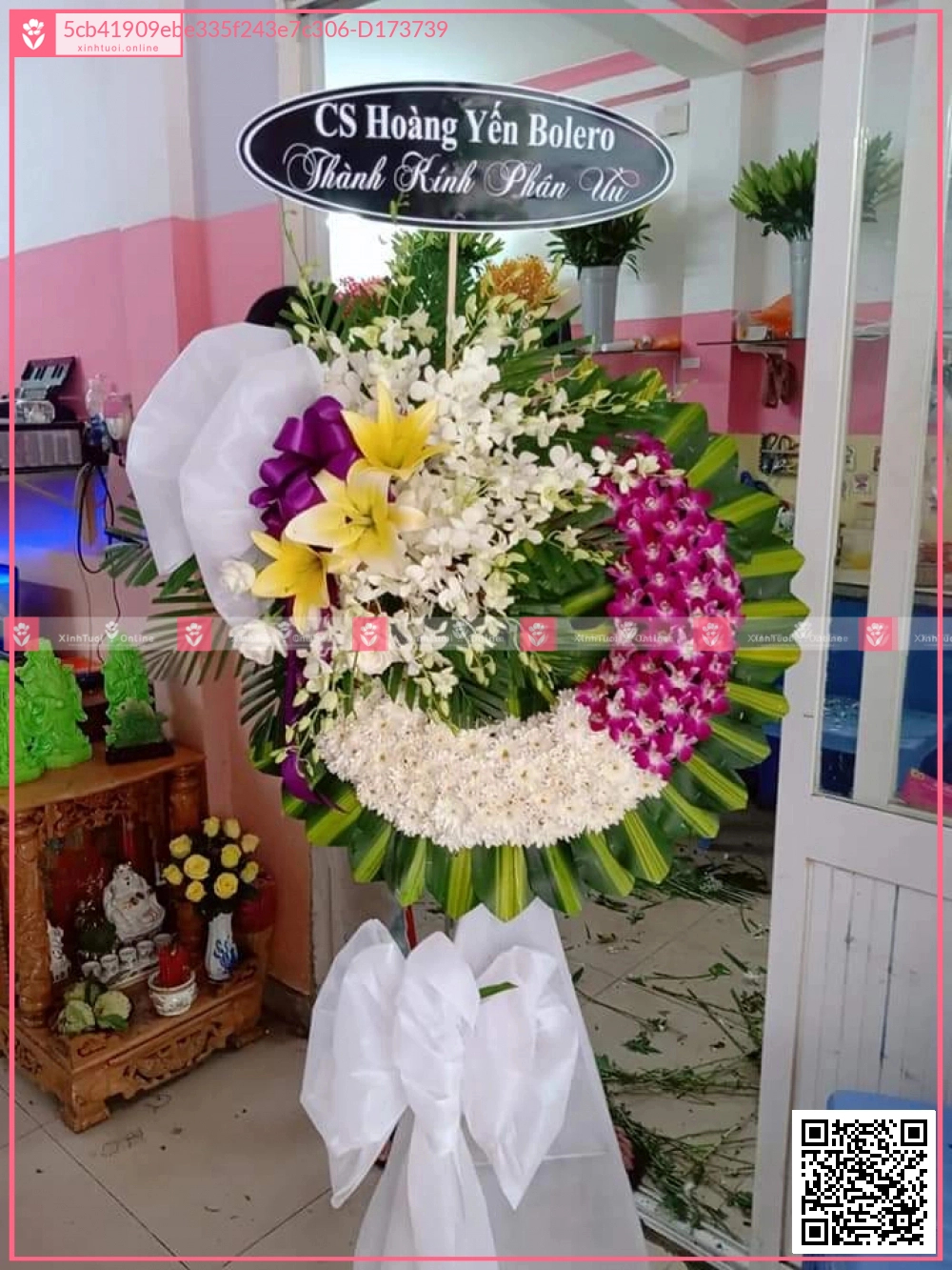 Yên nghỉ - D173739 - xinhtuoi.online