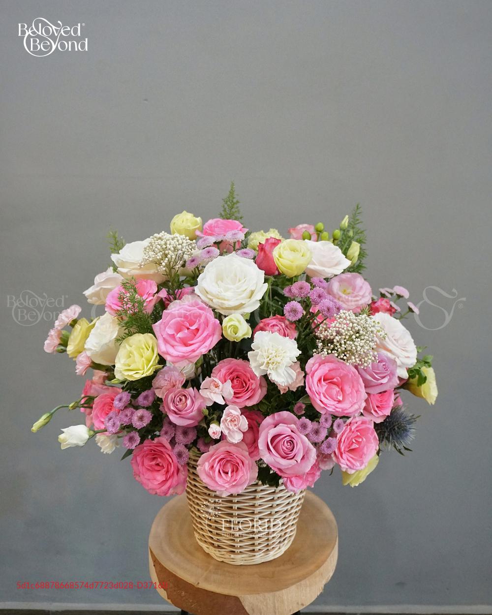 Giỏ 0177 - D37160 - xinhtuoi.online