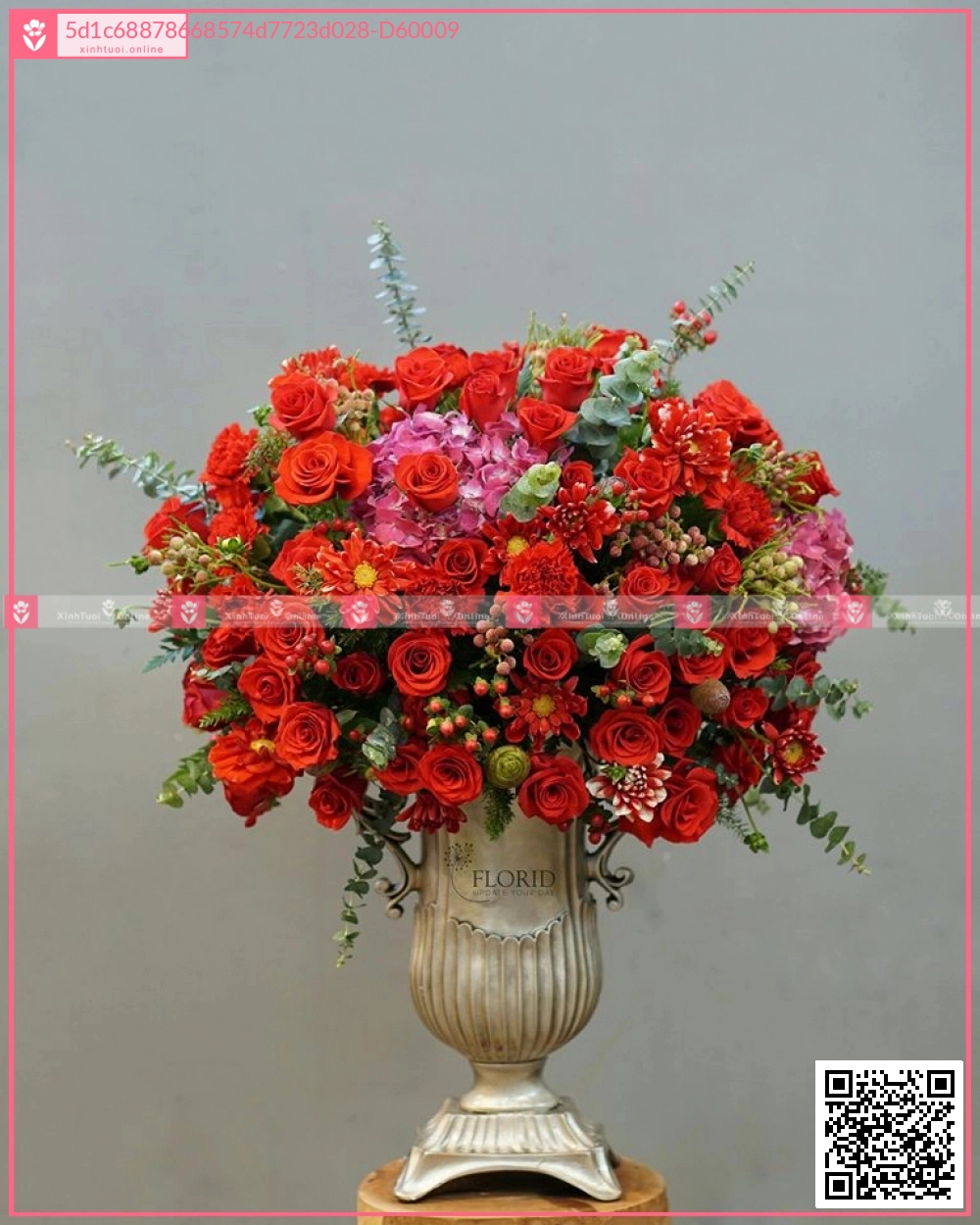 MS 1370: ENTERNAL FLAME - D60009 - xinhtuoi.online
