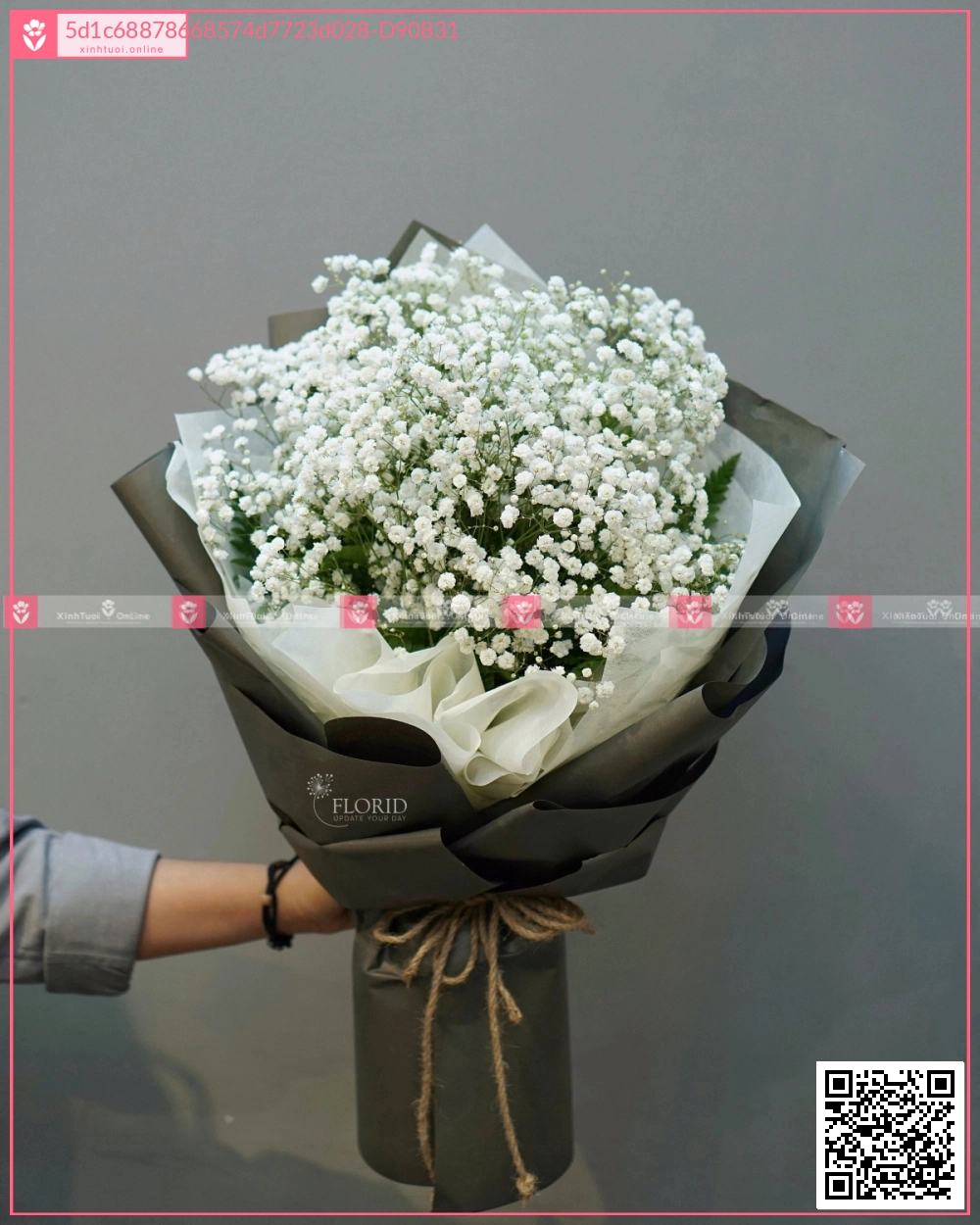 Romantic Love - D90831 - xinhtuoi.online