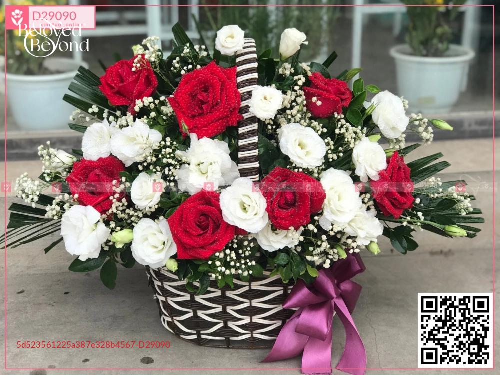 Nhẹ nhành - D29090 - xinhtuoi.online