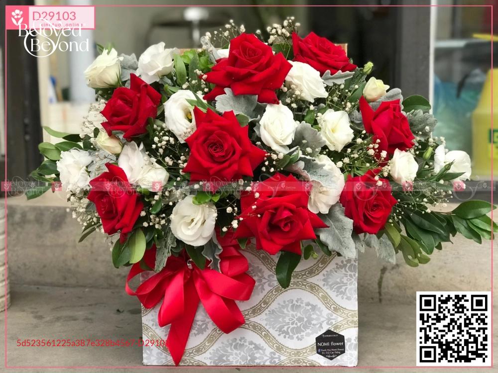 Nhẹ nhành - D29103 - xinhtuoi.online