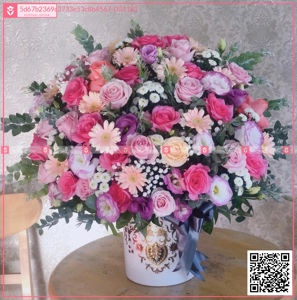 Chung thuỷ - D31181 - xinhtuoi.online