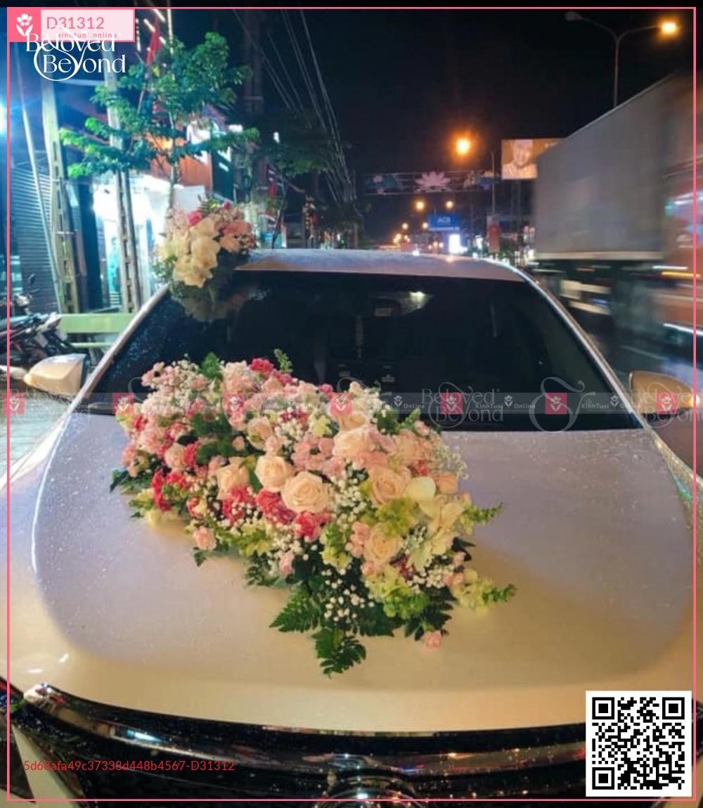 Khác Trang Trí Xe Hoa - xinhtuoi.online