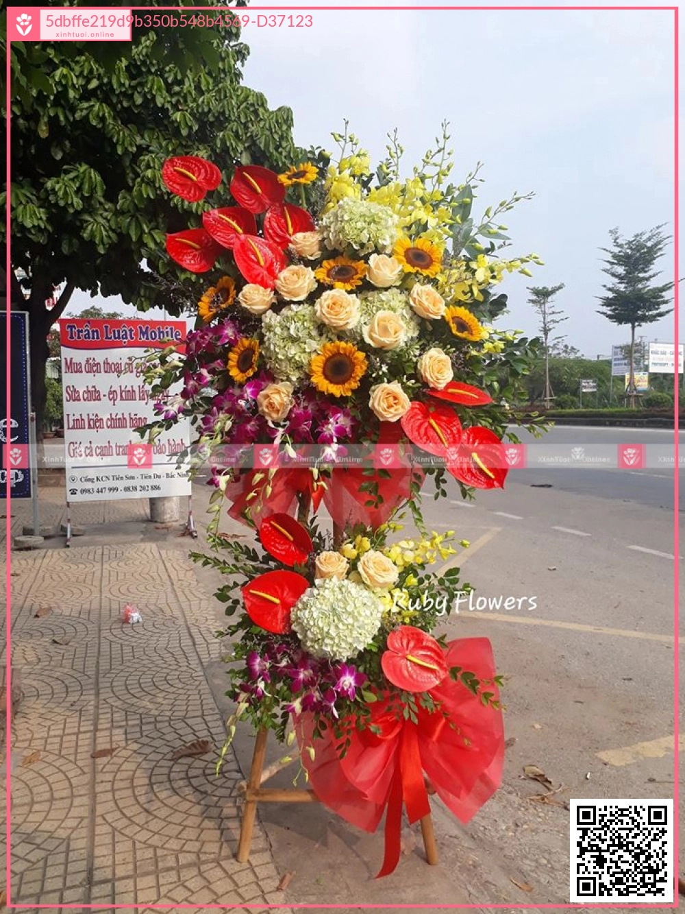 Chung thuỷ - D37123 - xinhtuoi.online