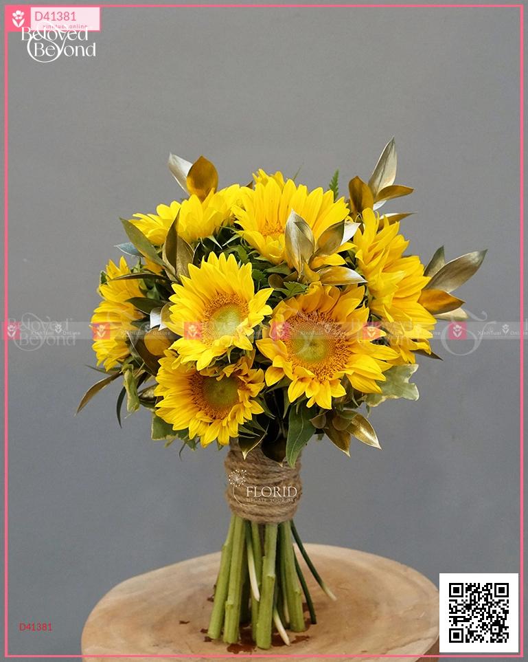 Hoa cưới 0382 - D41381 - xinhtuoi.online
