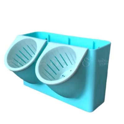 Bộ Module 2 Rọ Thủy Canh Vườn Tường Đứng BG - xinhtuoi.online