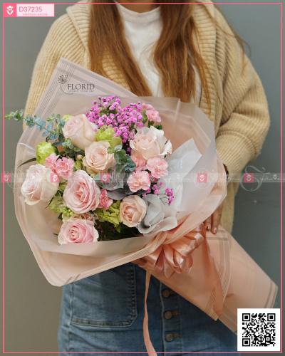Bó hoa 1186 - xinhtuoi.online