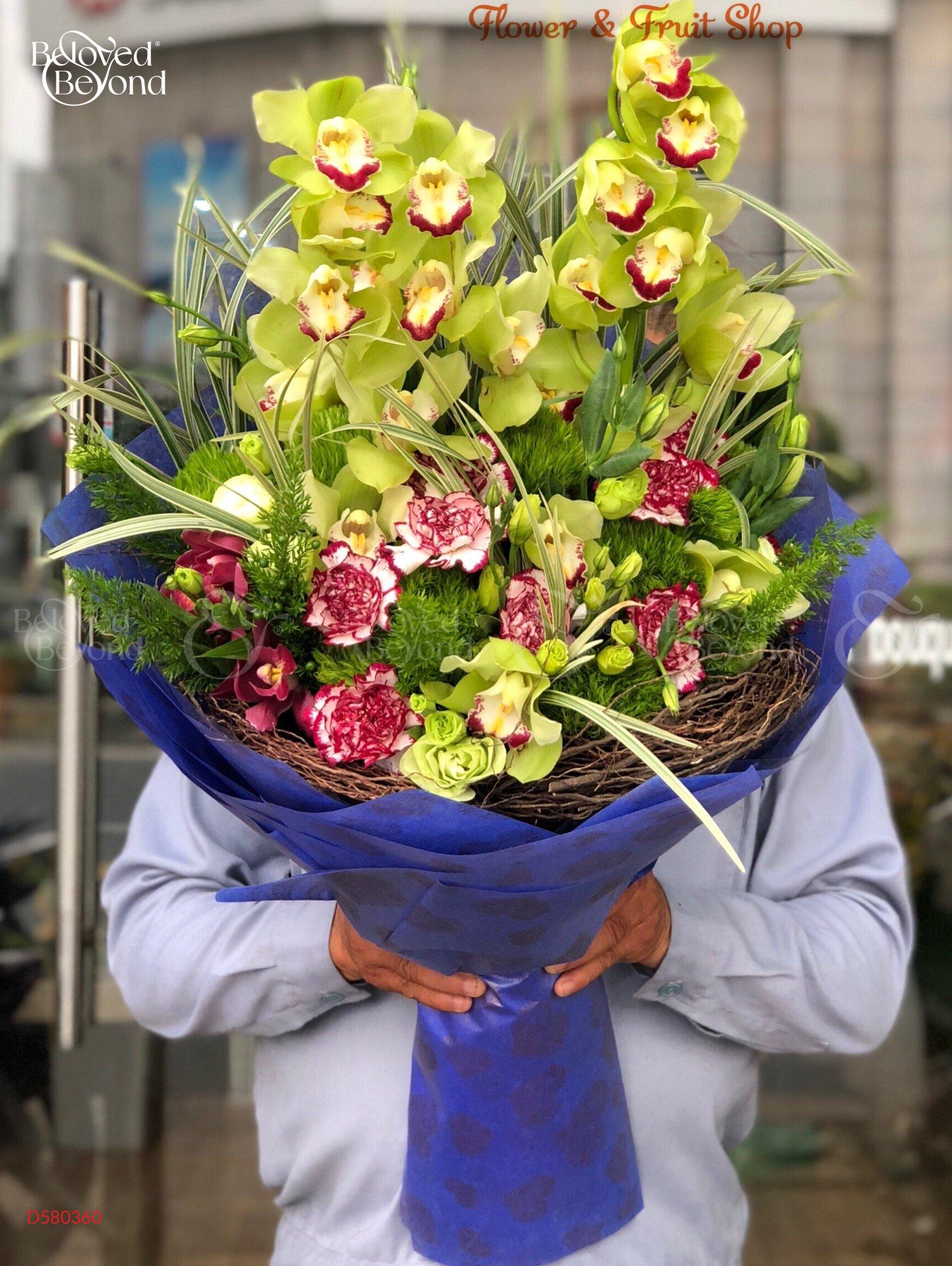 Birthday Flower - D580360 - xinhtuoi.online