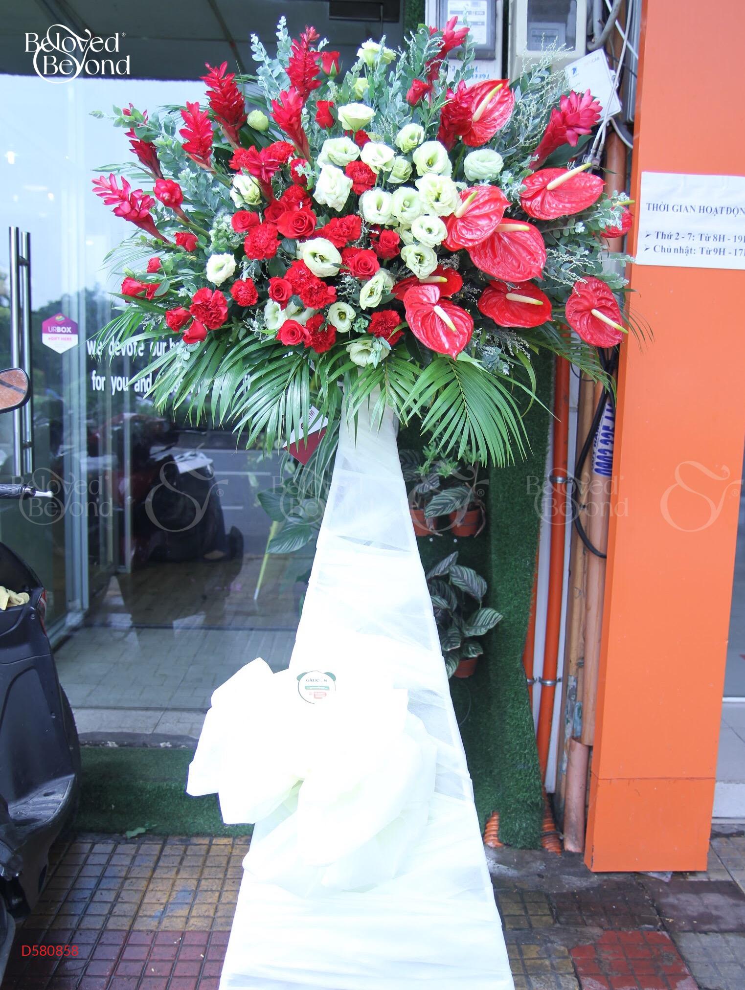 Grand Opening Flowers - D580858 - xinhtuoi.online